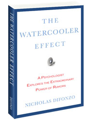 The Watercooler Effect